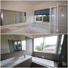 Bathroom Renovation Before & After